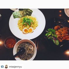 Our first #FreeRamen #repost winner! Congrats @missjennyu & thanks for sharing! Check your Instagram inbox for a direct message on how to claim your free bowl of #ramen before Feb 12th 2016! And keep posting & tagging us #Ryoji fans we're giving away a #FREE bowl of any of our 11 #ramens every time we repost your photo. Plus share your post with your server for a 10% off loyalty card valid for a month!! Posts must be from that meal while at the restaurant for the 10% off card sorry no…
