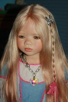 Мой подарочек на День Рождения! Долгожданная Lilith от Annette Himstedt / Коллекционные куклы Annette Himstedt / Бэйбики. Куклы фото. Одежда для кукол
