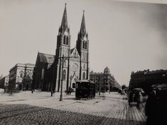 Namesti Miru Central Europe, Cathedral, Photographs, Building, House, Travel, Shopping, Viajes, Home