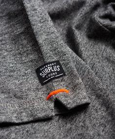 Superdry - T-shirt à poche Surplus Goods - T-shirts pour Homme