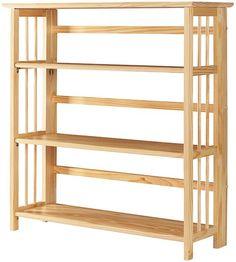 Folding/Stacking Bookcase #3323220820 #33232820 #3323220 #33232
