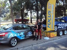 "Campaña Lanzamiento de Focus ST ""Exhilaration Tour"", www.pluiedeideas.com.mx"