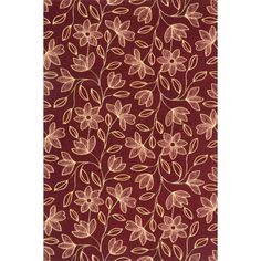Momeni Clearance Capri Collection CR-04 Burgundy Rug   http://www.arearugstyles.com/catalog/product/view/id/123490/s/momeni-clearance-capri-collection-cr-04-burgundy-rug/