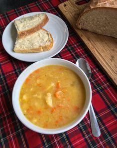 Tattie Soup | Something sweet something savoury