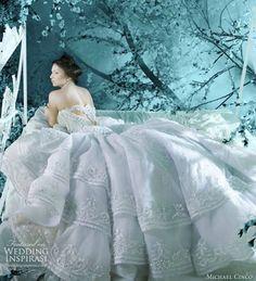 Michael Cinco Wedding F/W 2011-12