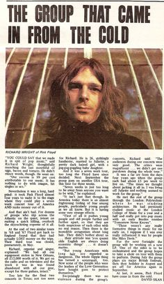 Pink Floyd UK Pop Magazines cuttings 1967 Join the Laughing Madcaps - the Syd Barrett Facebook Group to see and discuss anything/everything Syd and early Pink Floyd. This is THE oldest Syd Barrett group in the world having been around since 1998. This group put out the definitive CD set of unreleased Syd: Have You Got It Yet? We have the world's largest Archive of images too! Click: https://www.facebook.com/groups/laughingmadcaps