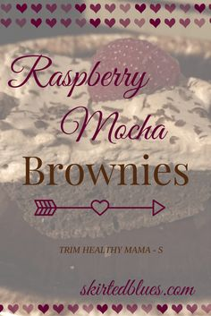 Mocha Raspberry Brownie Recipe