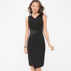 Not your average Little Black Dresses. #whbm