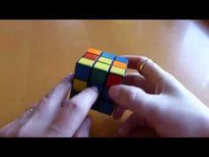 Rubik kocka kirakása egyszerűen, kezdőknek - YouTube Cube, Make It Yourself, Youtube, Blog, Blogging, Youtubers, Youtube Movies