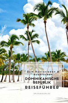 Ein Urlaub in der Dominikanischen Republik weiß sämtliche Karibikträume zu erfüllen. Dank meiner Dominikanischen Republik Tipps lernt ihr euer Urlaubsziel und die schönsten Strände noch besser kennen. Praktisch: Speichert euch den Dominikanische Republik Reiseführer ab oder druckt ihn euch aus, so habt ihr die Tipps immer dabei.