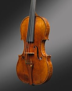 1684 'Croall, McEwen' Antonio Stradivari violin sold for £1.92 million at Ingles & Hayday in March 2017. The sale price was just under the upper guide price