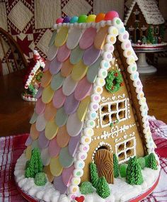 Ginger snap house
