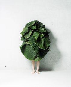 Leaf Man by Azuma Makoto | iGNANT.de