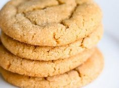 If you want Soft and Chewy Peanut Butter Cookies, use this recipe! I've made these and they are the best. I don't put the sugar on top, but sometimes I add a little piece of chocolate when I'm taking them out of the oven.