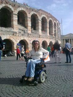 A Verona - il primo viaggio