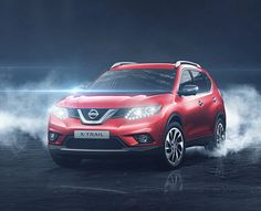 NISSAN Suv's 2015 on Behance