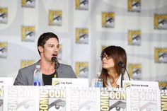 The CW Network — BATB - Panel Session at Comic-Con 2013