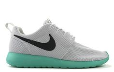 Nike Roshe Run - Grey/Teal.  Just ordered them and should have them shortly