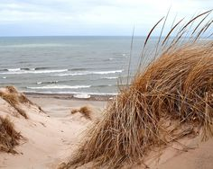 No matter the weather, there is always time for Lake Michigan.