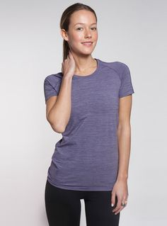 LOVING this Everyday Tee from @Cory Vines. Will def be be adding this to my dance class outfits :)
