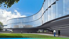 O echipă de cercetători din cadrul Universității din Michigan a realizat primele suprafețe de captare a energiei solare complet transparente. Acest lucru înseamnă că în curând am putea avea în locuințe ferestre care produc energie electrică, iar telefoanele mobile și tabletele nu ar mai avea nevoie să fie încărcate la priză. Curved Glass, Facade, Gate, Solar, Sidewalk, Clouds, Michigan, Travel, See Through