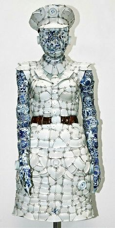 porcelana chinesa na moda