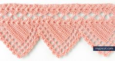 MyPicot | Free crochet patterns NO VIDEO BUT GOOD TUTORIAL