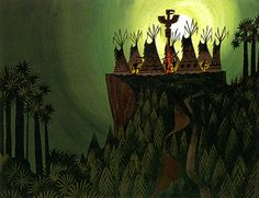 Mary Blair, Peter Pan
