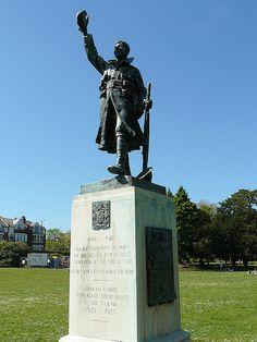 Twickenham War Memorial, London