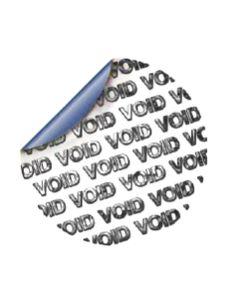 Las etiquetas Silver Void o residuales de letras, son etiquetas que normalmente se utilizan para dejar parte del adhesivo en forma de palabras cuando se intentan retirar del sustrato al que fueron …