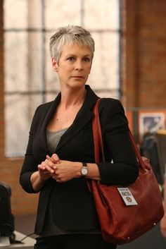 Jamie Lee Curtis, I looooved her on the latest season of NCIS! I will definitely be disappointed if she doesn't return next season!