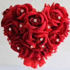 rosas de madeira bouquet - Recherche Google