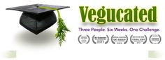 """VEGUCATED"":Vegucated films a social experiment which follows the lives of three New Yorkers who agree to turn vegan for six weeks. The documentary captures their individual journeys and how they adapt to the lifestyle changes as they learn the truth about factory farming …"