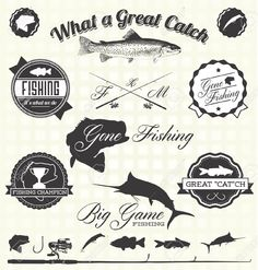 fishing clipart - Google Search