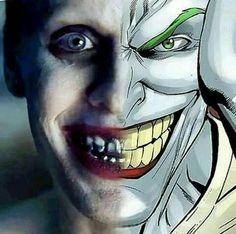 The Joker - Suicide Squad.