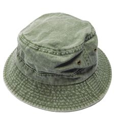 "2"" wide stitched, bound brim. Two eyelets on both sides. 100% cotton."