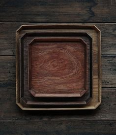 Japanese Tea Trays