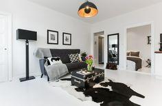 Living room- not for the weak of heart