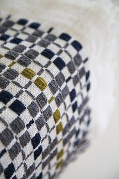 Monk's Belt weaving project