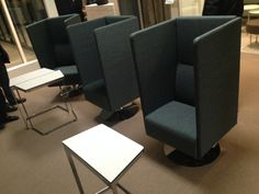 booth chairs