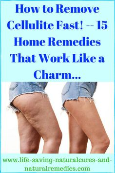 Here's a list of the all-time best home remedies for quick cellulite removal in no particular order. Use each of these stunning natural remedies & finally get rid of that stubborn cellulite on your thighs, legs & buttocks for good!life-saving-n. Thigh Cellulite, Cellulite Wrap, Causes Of Cellulite, Cellulite Scrub, Cellulite Exercises, Cellulite Remedies, Reduce Cellulite, Cellulite Workout, Eczema Remedies