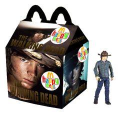 "The Walking Dead ""Carl Grimes"" Happy Meal"