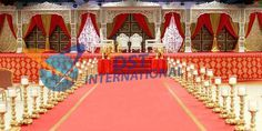 #Maharaja #Style #Fiber #Wedding #Stage DST International manufactures and export all types of Maharaja Style Fiber Wedding Stage ,Crystal Pillar Wedding Stage, Majestic Wedding Stage, Rajwada Theme Stage, Crystal Stage, Latest Wedding Stage, Munhall Theme Wedding Stage, Tusk Pillars Stages,