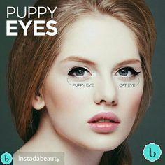 Puppy eye vs Cat eye