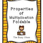 The multiplication properties can be confusing to students. Help them review the different properties by creating a foldable they can take home to ...