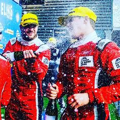#Champagne showers and Endurance Racing  Welcome to my office... #Fujifilm X-T2 - #travel #wander #wanderlust #flight #travelshooteditrepeat #lifeasaphotographer #photographer #endurance #adrenalmedia #xphotographer #xphotographers #automotive #location #racetrack #racecar #trip #paddock #race #racing #motorsport #traveller #photography #lifestyle #sport  #fiawec #elms #fia #officialphotographer - Photo:  John Rourke/adrenalmedia.com @thefujipro