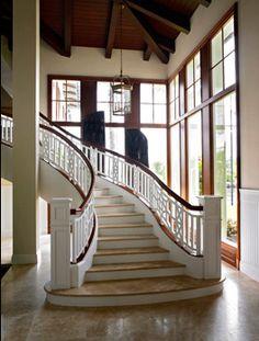 West Indies- Interior View