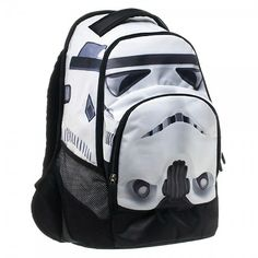 f79dbd0348f The  StormTrooper Pack will tell everyone your on  TeamDarkside  amp    TeamJacob  Stormtrooper BackpackStar ...