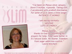 Drink Pink ~ Lose Weight ~ Look & Feel Great! www.matthuff.myplexusproducts.com