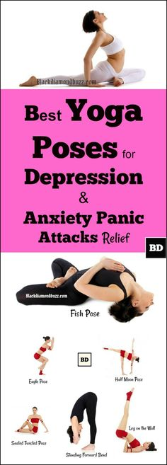 9 Best Yoga for Depression and Anxiety Panic Attacks Relief  Are you suffering from depression, stress and anxiety panic attacks? Try this yoga for depression and anxiety panic attacks now for fast relief from panic.  Yoga is a practice that is being used by many millions of people all over the world as a way to relieve the stress and anxiety through posture and specific movement. The practice and yoga for depression and anxiety panic attacks relief are taught in a number of different…
